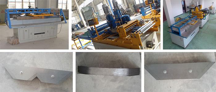 Auto CRGO Cut to Length Line_Transformer core cutting machine